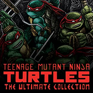 Teenage Mutant Ninja Turtles: The Ultimate B&W Collection