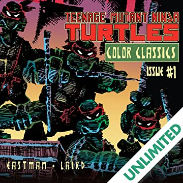 Teenage Mutant Ninja Turtles: Color Classics