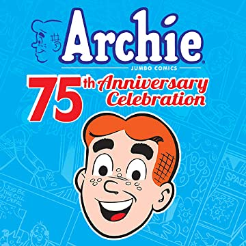 Archie 75th Anniversary Digest