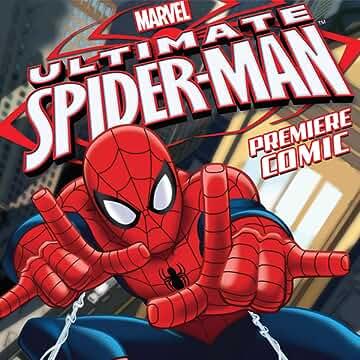 Ultimate Spider-Man Premiere Comic