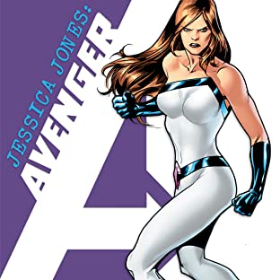 Jessica Jones: Avenger