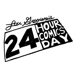 Lou Graziani's 24 Hour Comics Day