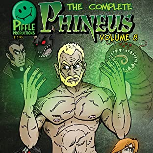 Phineus: Magician for Hire, Vol. 8
