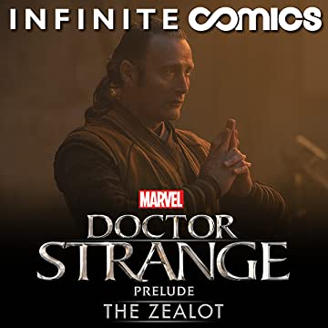 Marvel's Doctor Strange Prelude Infinite Comic