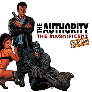 The Authority: The Magnificent Kevin
