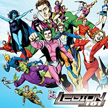 Legion of Super-Heroes 101