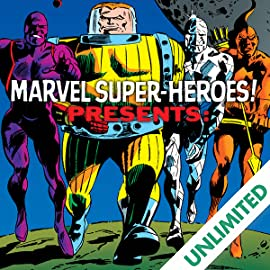 Marvel Super Heroes (1967-1982)