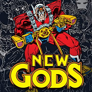 New Gods (1989-1991)