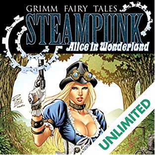 Steampunk: Alice in Wonderland