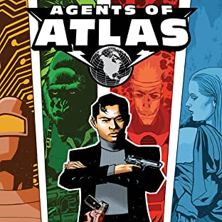 Agents Of Atlas (2006-2007)