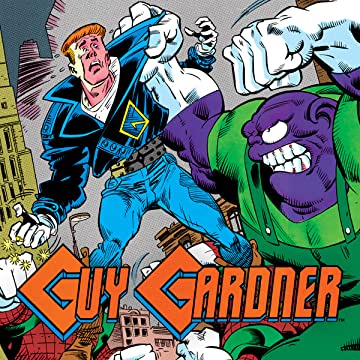 Guy Gardner: Warrior (1992-1996)