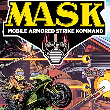 M.A.S.K.: Mobile Armored Strike Kommand