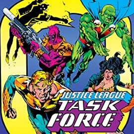 Justice League Task Force (1993-1996)