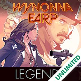 Wynonna Earp Legends
