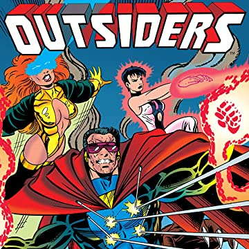 Outsiders (1993-1995)