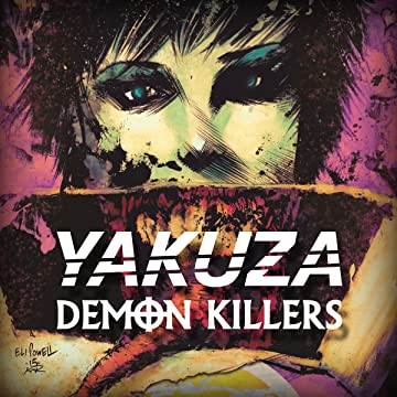 Yakuza Demon Killers