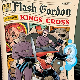 Flash Gordon: Kings Cross