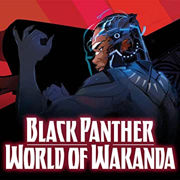 Black Panther: World of Wakanda (2016-)