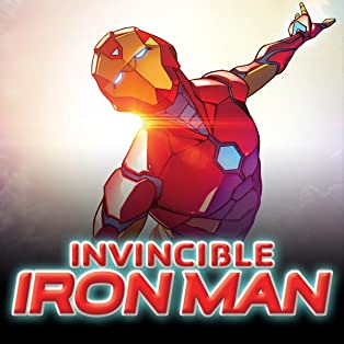 Invincible Iron Man (2016-2018)