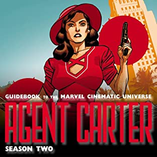 Guidebook to the Marvel Cinematic Universe - Marvel's Agent Carter Season Two