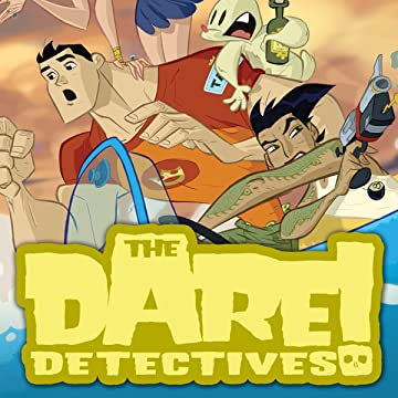 Dare Detectives: Snow Pea Plot