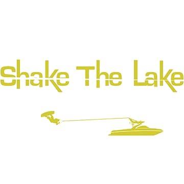 Shake The Lake