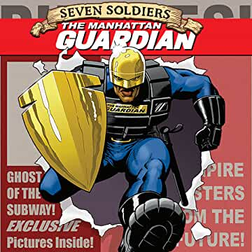 Seven Soldiers: The Manhattan Guardian
