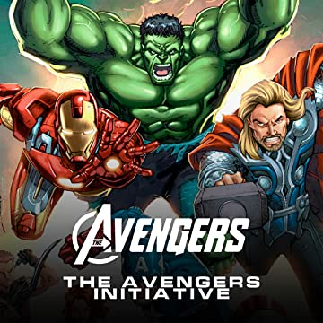 Marvel's The Avengers: The Avengers Initiative (2012)