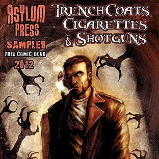 Asylum Press Sampler