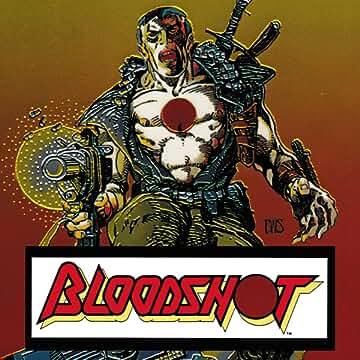 Bloodshot (1993-1996)