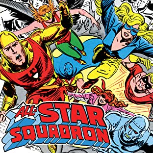 All-Star Squadron (1981-1987)