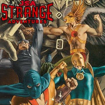 JSA: Strange Adventures