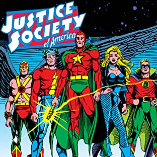Justice Society of America (1991)