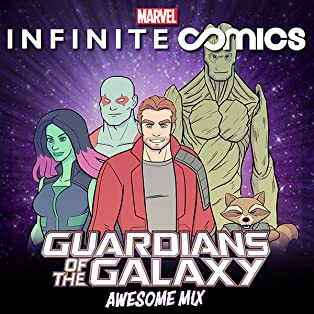 Guardians of the Galaxy: Awesome Mix Infinite Comic (2016-)