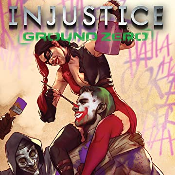 Injustice: Ground Zero (2016-)