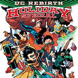 DC Rebirth Holiday Special (2016)