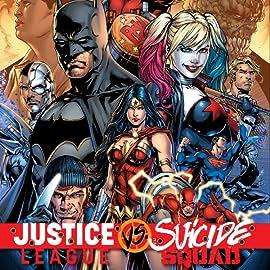 Justice League vs. Suicide Squad (2016-2017)