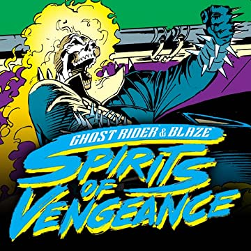 Ghost Rider Blaze Spirits Of Vengeance 1992 1994