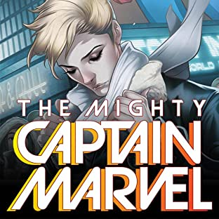The Mighty Captain Marvel (2016-)
