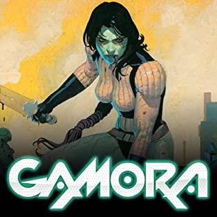 Gamora (2016-2017)