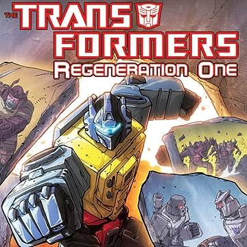 Transformers: Regeneration One
