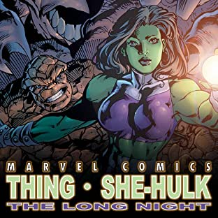 Thing & She-Hulk: The Long Night (2002)