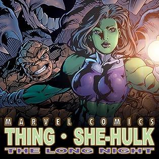 Thing & She-Hulk: The Long Night (2002)