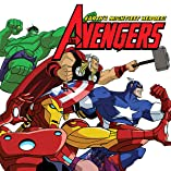 Marvel Universe Avengers: Earth's Mightiest Heroes