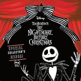 Disney Manga: The Nightmare Before Christmas