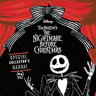 Disney Manga: The Nightmare Before Christmas
