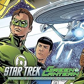Star Trek/Green Lantern, Vol. 2