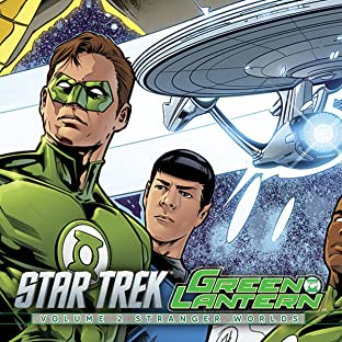 Star Trek/Green Lantern, Vol. 2