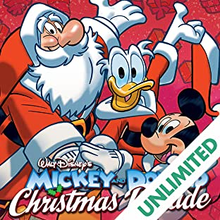Mickey and Donald's Christmas Parade