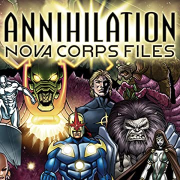 Annihilation: The Nova Corp Files (2006)